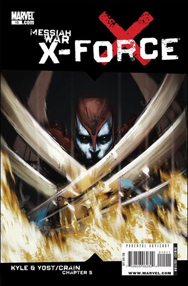 X-Force (2008) 15-A by Marvel