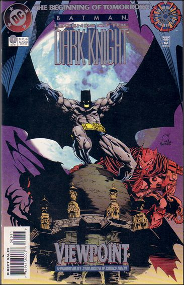 Batman: Legends of the Dark Knight 0-A by DC