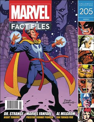 Marvel Fact Files 205-A