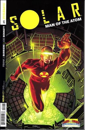 Solar: Man of the Atom (2014) 1-O