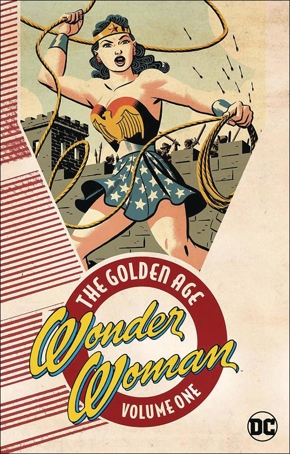 Wonder Woman: The Golden Age 1-A by DC