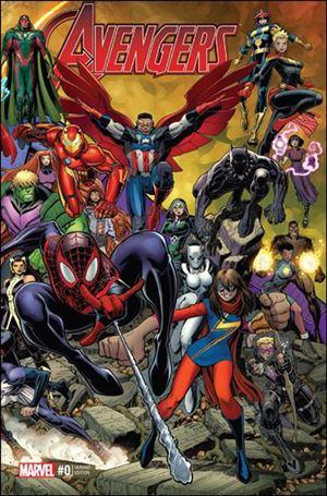 Avengers (2015) 0-D