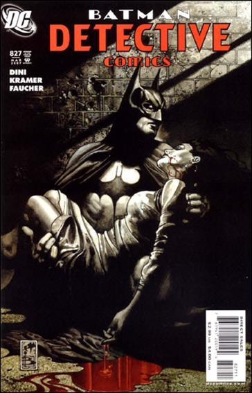 Detective Comics (1937) 827-A by DC