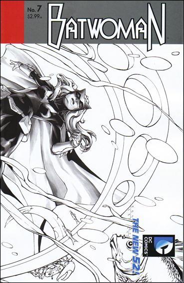 Batwoman 7-B by DC