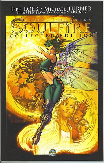 Soulfire: The Collected Edition 1-A by Aspen