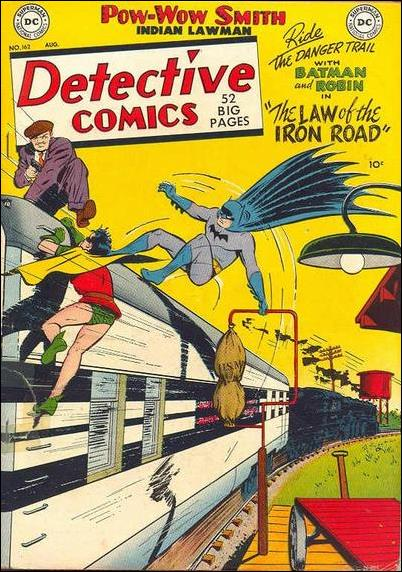 Detective Comics (1937) 162-A by DC