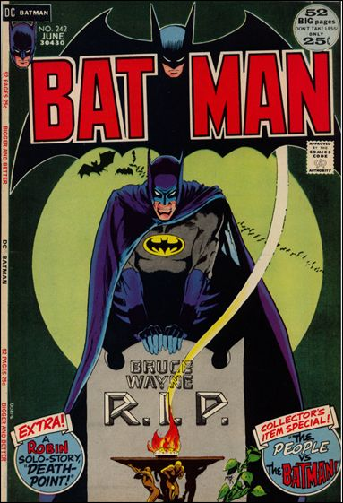 Batman (1940) 242-A by DC
