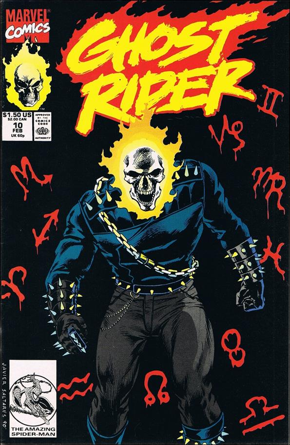 Ghost Rider (1990) 10-B by Marvel