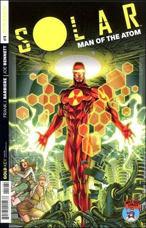 Solar: Man of the Atom (2014) 1-U