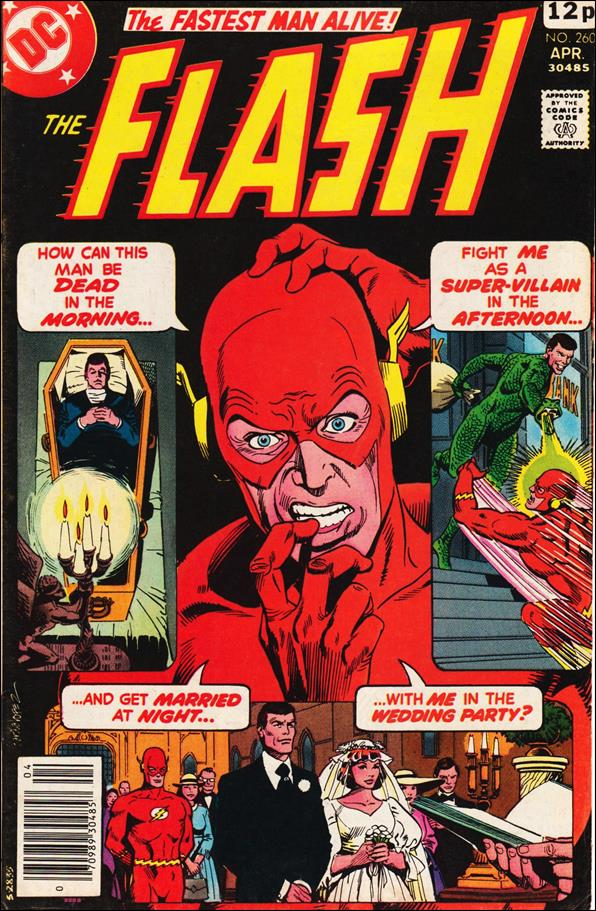 Flash (1959) 260-B by DC