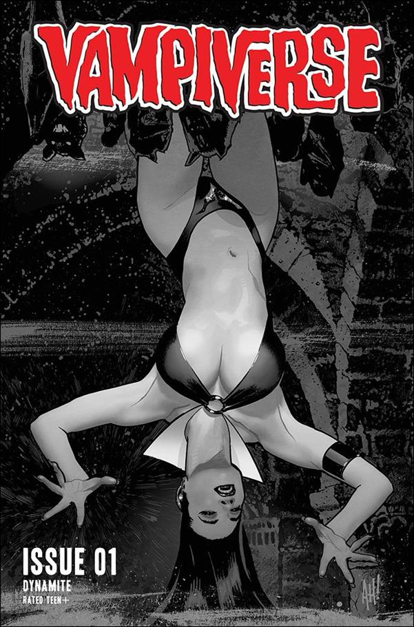 Vampiverse 1-Q by Dynamite Entertainment
