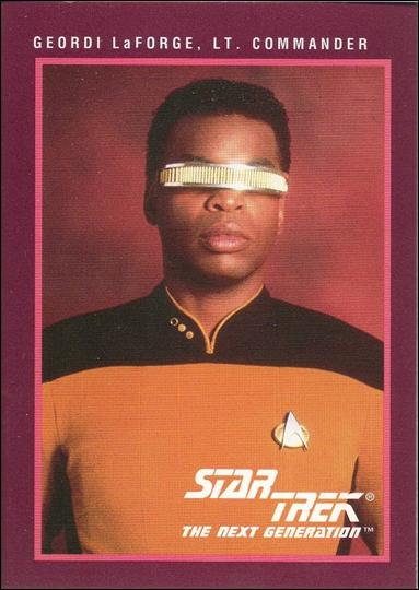 Star Trek 25th Anniversary: Series 1 (Base Set) 112-A by Impel