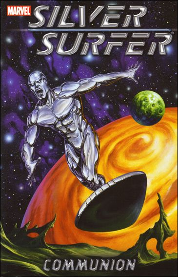 Silver Surfer (2003) 1-A by Marvel