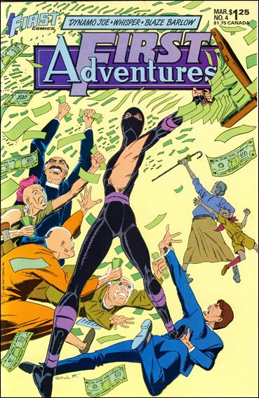 First Adventures 4-A by First