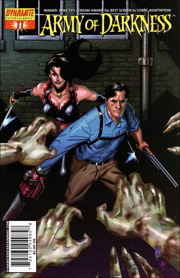 Army of Darkness (2006) 11-D by Dynamite Entertainment