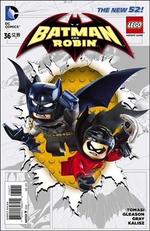 Batman and Robin (2011) 36-B