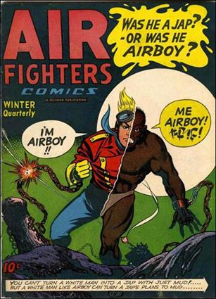 Air Fighters Comics (1943) 9-A