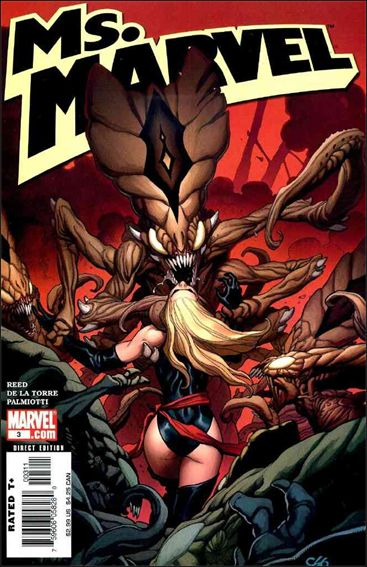 Ms. Marvel (2006) 3-A by Marvel