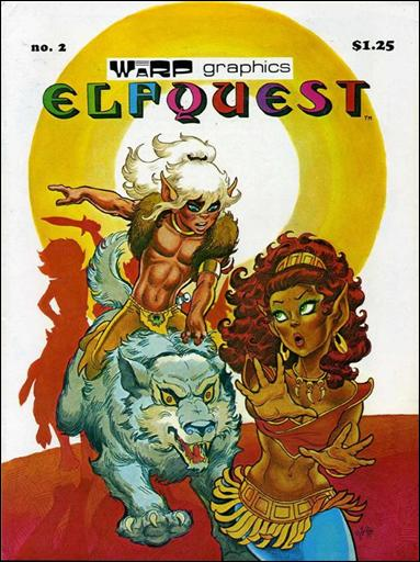 ElfQuest (1978) 2-B by Warp Graphics