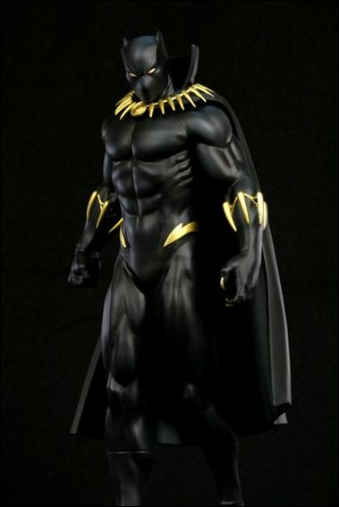Marvel Statues (Bowen) Modern Black Panther 1/300 by Bowen Designs