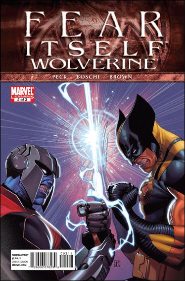 Fear Itself: Wolverine 2-A by Marvel