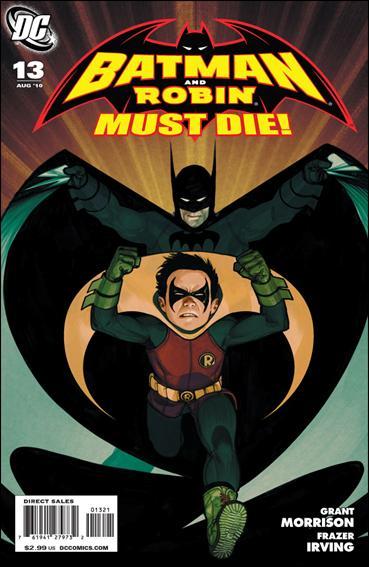 Batman and Robin (2009) 13-B by DC