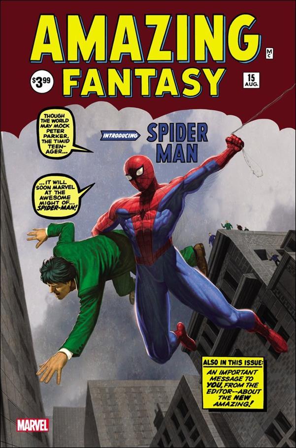 Amazing Fantasy (1962) 15-J by Marvel