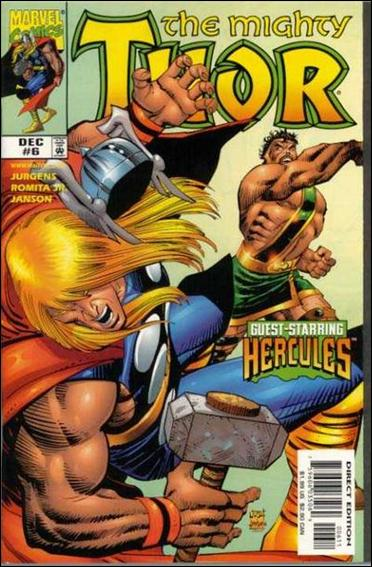 Thor (1998) 6-A by Marvel