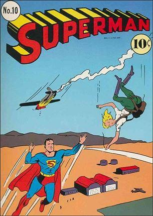 Superman (1939) 10-A