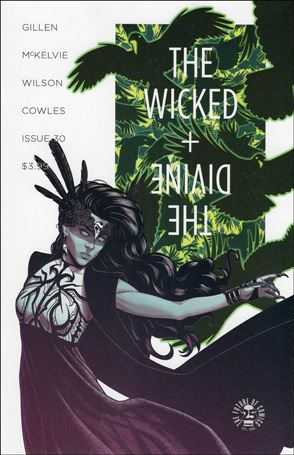 Wicked + the Divine 30-A