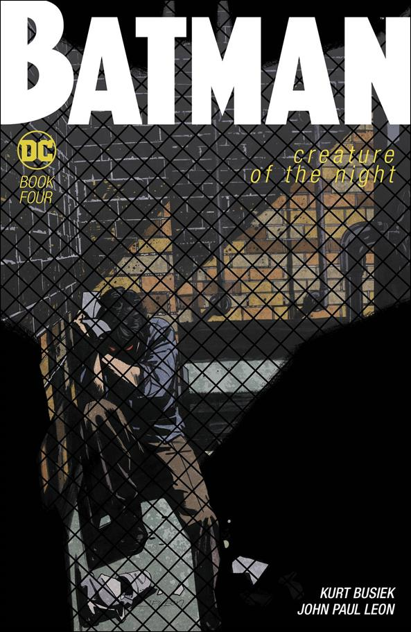 Batman: Creature of the Night 4-A by DC