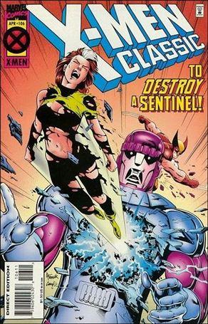 X-Men Classic 106-A