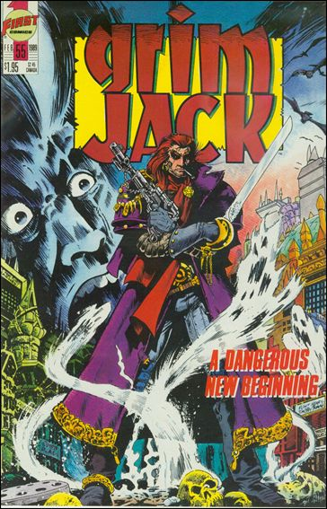Grimjack 55-A by First