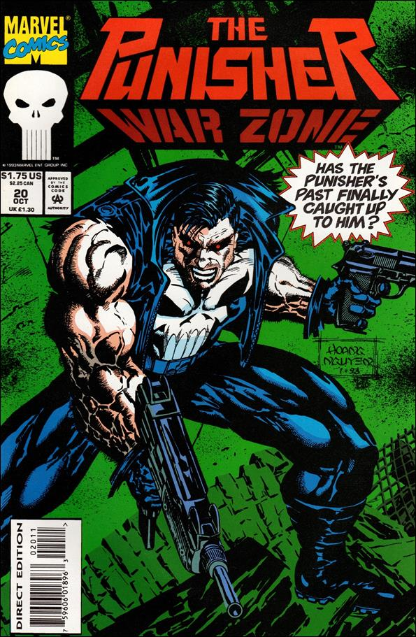 Punisher: War Zone (1992) 20-A by Marvel