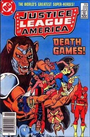 Justice League of America (1960) 222-A