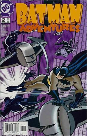 Batman Adventures (2003) 2-A