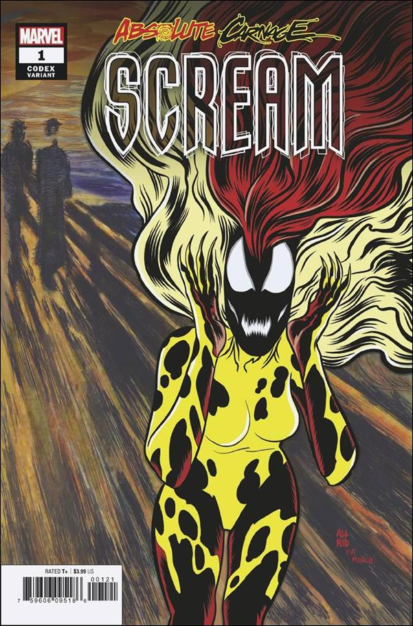 Absolute Carnage: Scream 1-D by Marvel