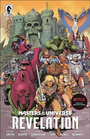 Masters of the Universe: Revelation 4-B