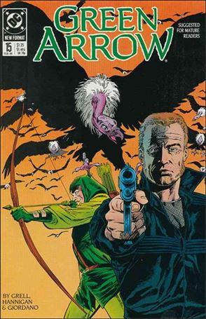 Green Arrow (1988) 15-A