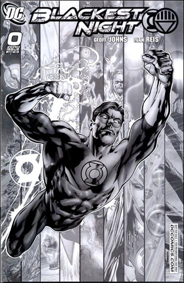 Blackest Night 0-B by DC