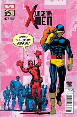 Uncanny X-Men (2013) 27-D