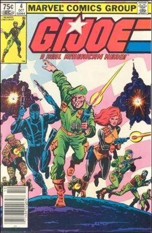 G.I. Joe: A Real American Hero 4-B