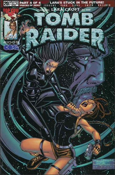 Tomb Raider: The Series 20-A by Top Cow