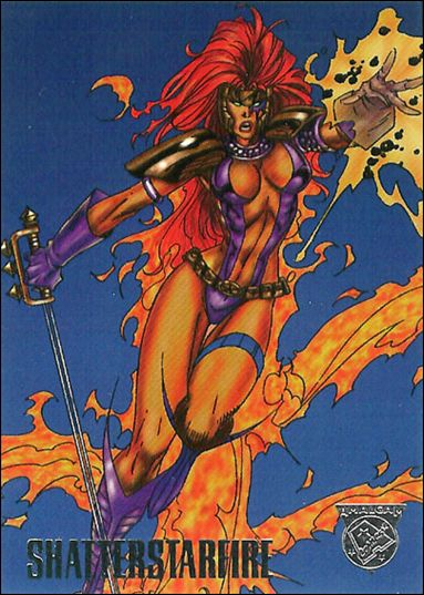 Amalgam Comics (Base Set) 41-A by Fleer/SkyBox