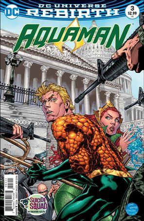 Aquaman (2016) 3-A