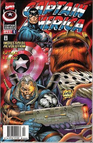 Captain America (1996) 6-B