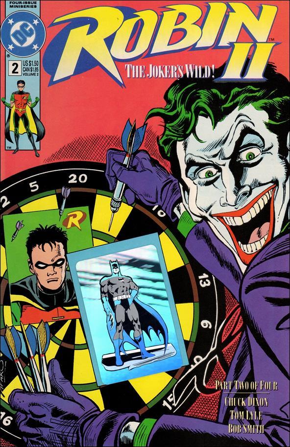 Robin II 2-B by DC