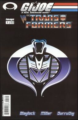 G.I. Joe vs the Transformers (2003) 1-H by Image