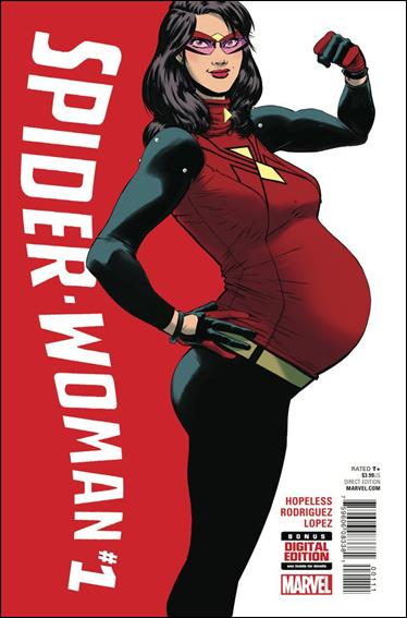 Spider-Woman (2016) 1-A by Marvel