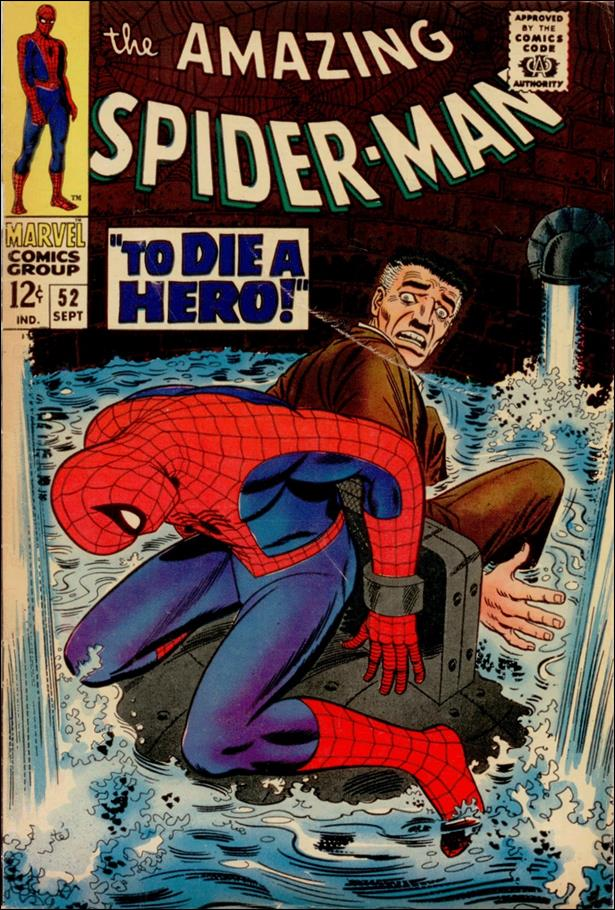 Amazing Spider-Man (1963) 52-A by Marvel